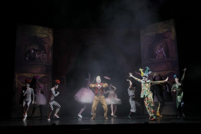 Vaudeville Circus