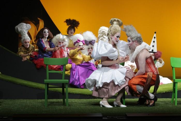 Zerlina und Don Giovanni