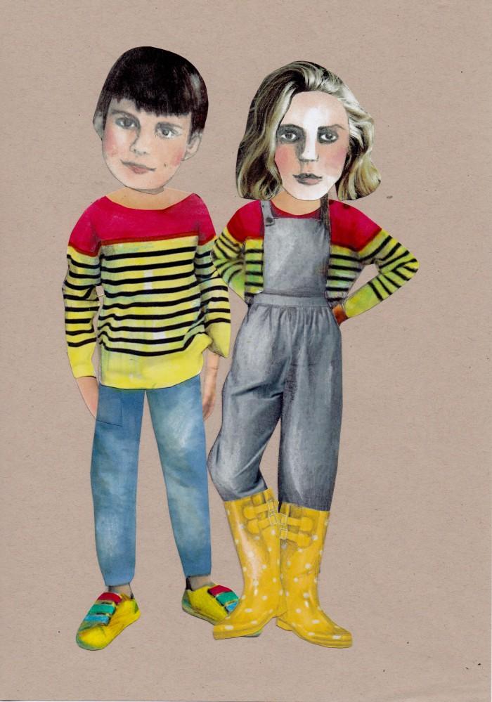 Tommy und Annika