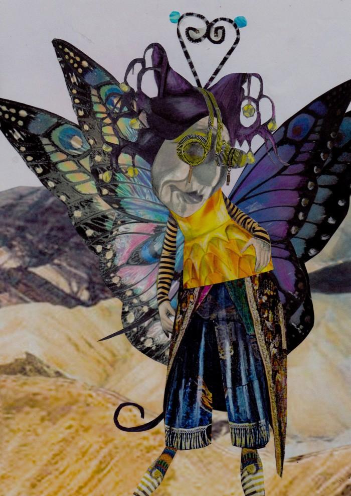 Tyrannja Schmetterling